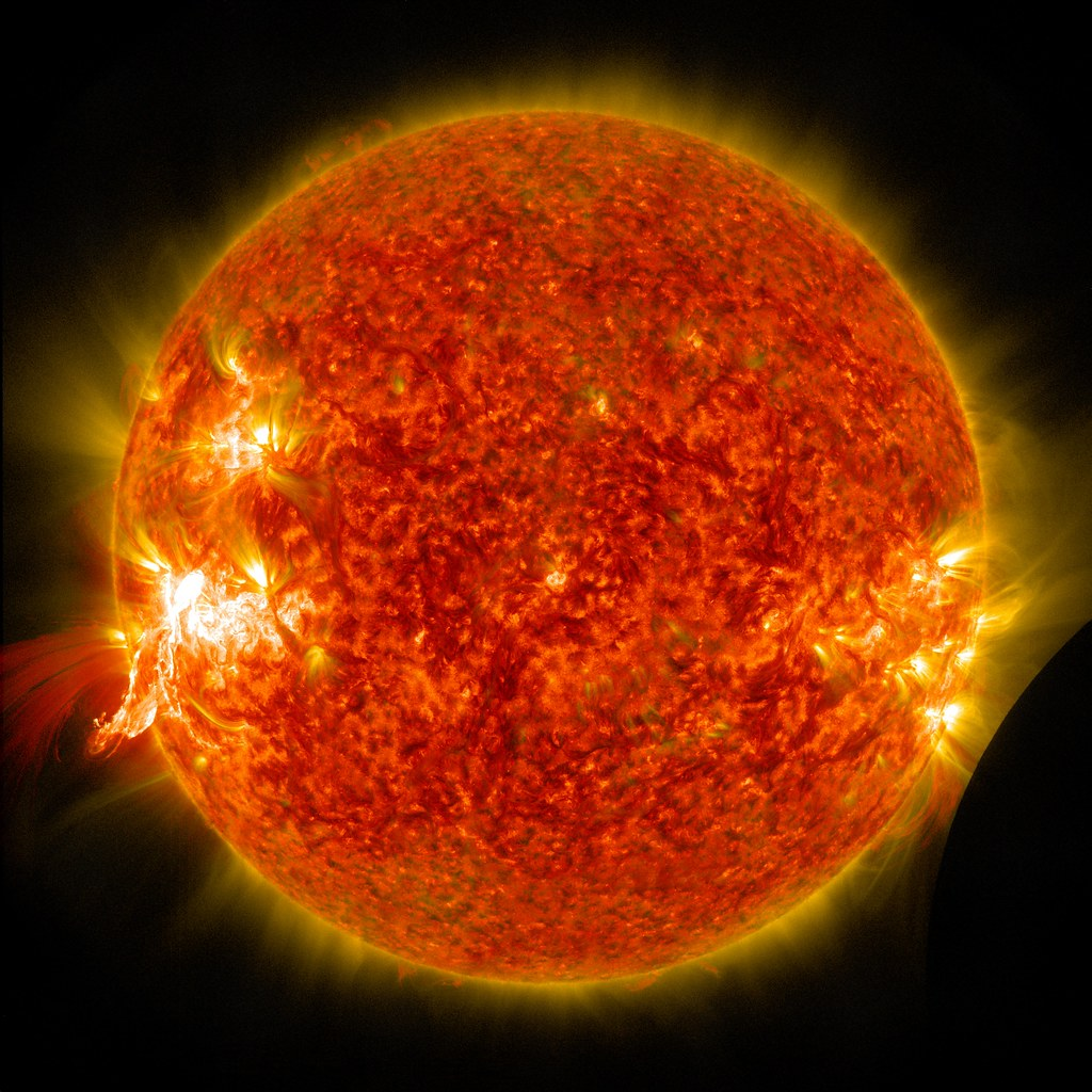 solar flare sdo nasa - photo #24