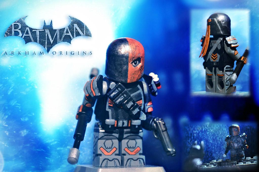 LEGO Batman Arkham Ori...
