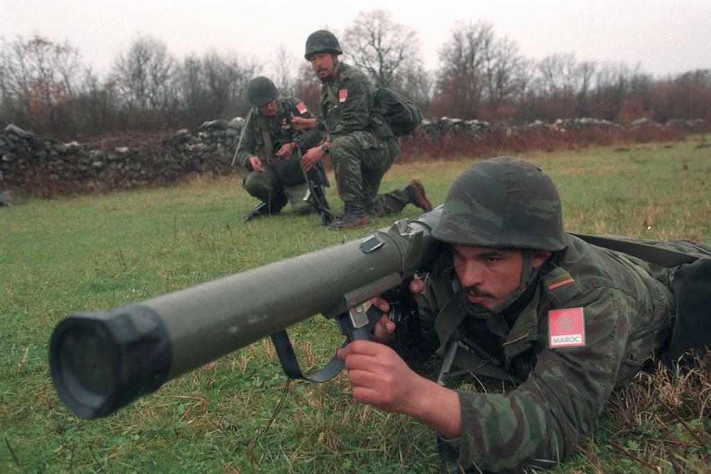 Les F.A.R. en Bosnie  IFOR, SFOR et EUFOR Althea 32095101134_7fd44872b0_b