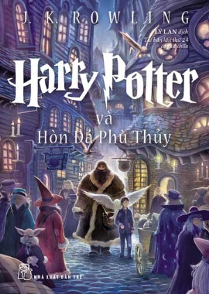 Harry Potter Và Hòn Đá Phù Thủy (tái bản 2017) - J.K. Rowling
