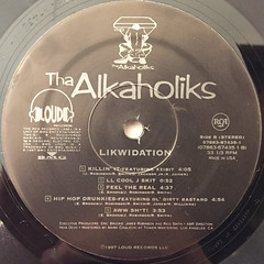 THA ALKAHOLIKS:LIKWIDATION(LABEL SIDE-B)