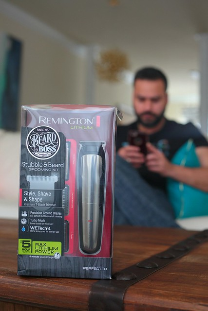 Remington Beard Boss Tanvii.com