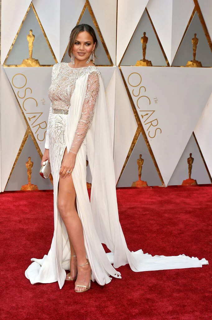 Chrissy Teigen | Oscars 2017