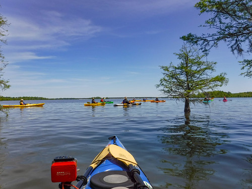 Paddle to Church Island with the Tri-County Blueways Paddlers-027