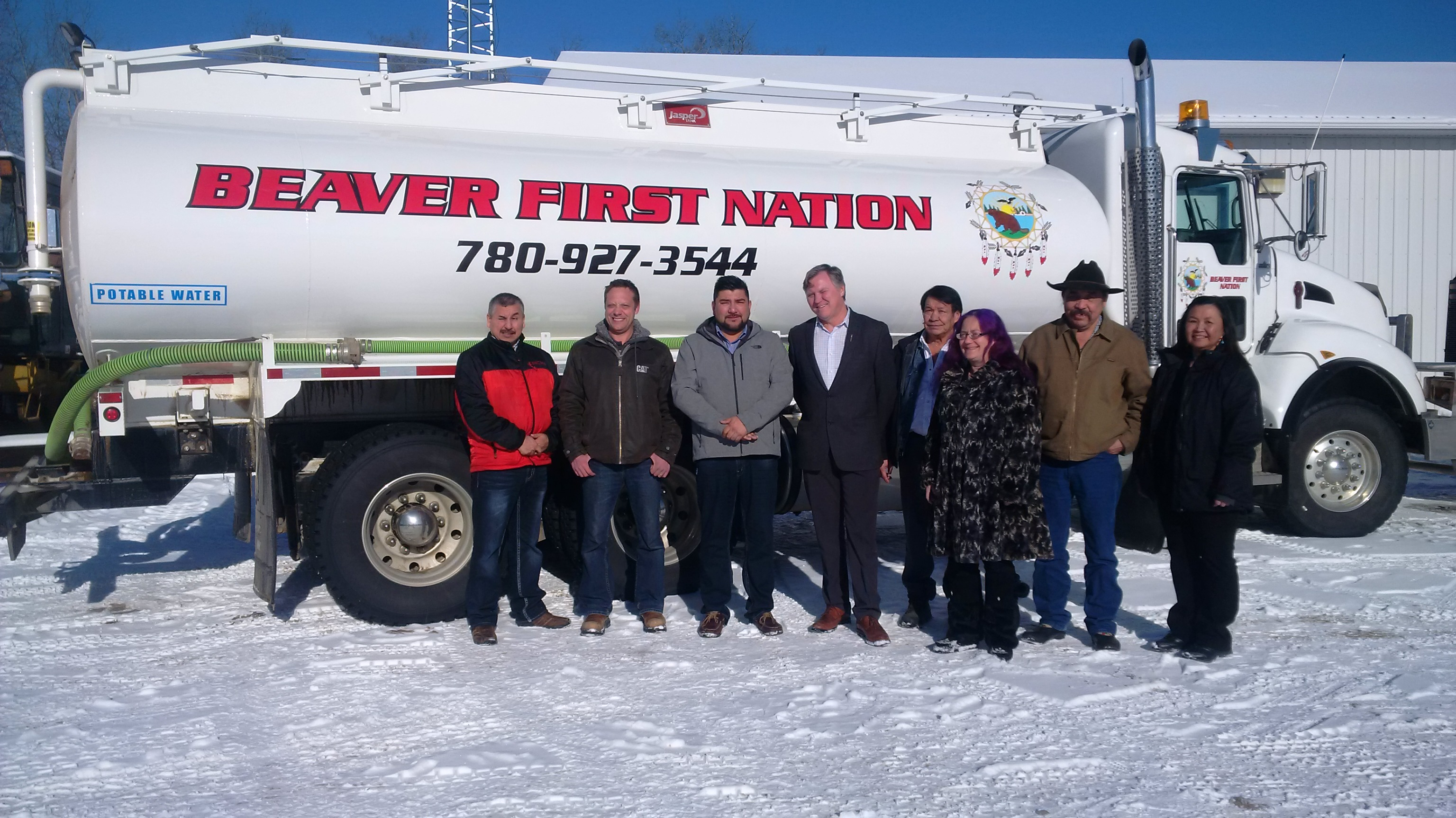 Government supports Beaver First Nation's business