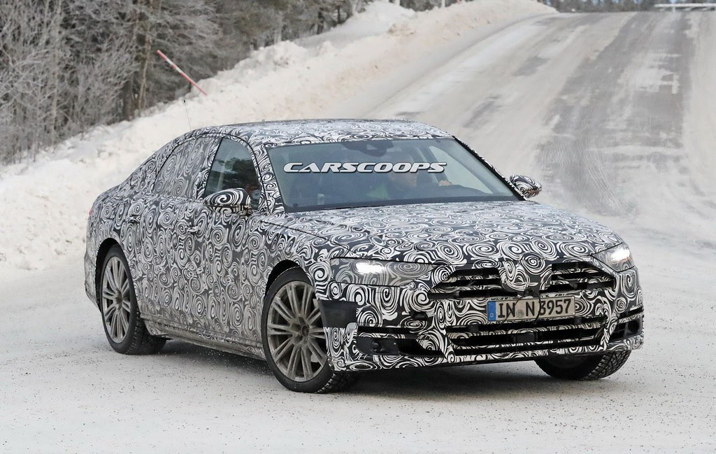 2018-Audi-A8-Spy-Pics (2)