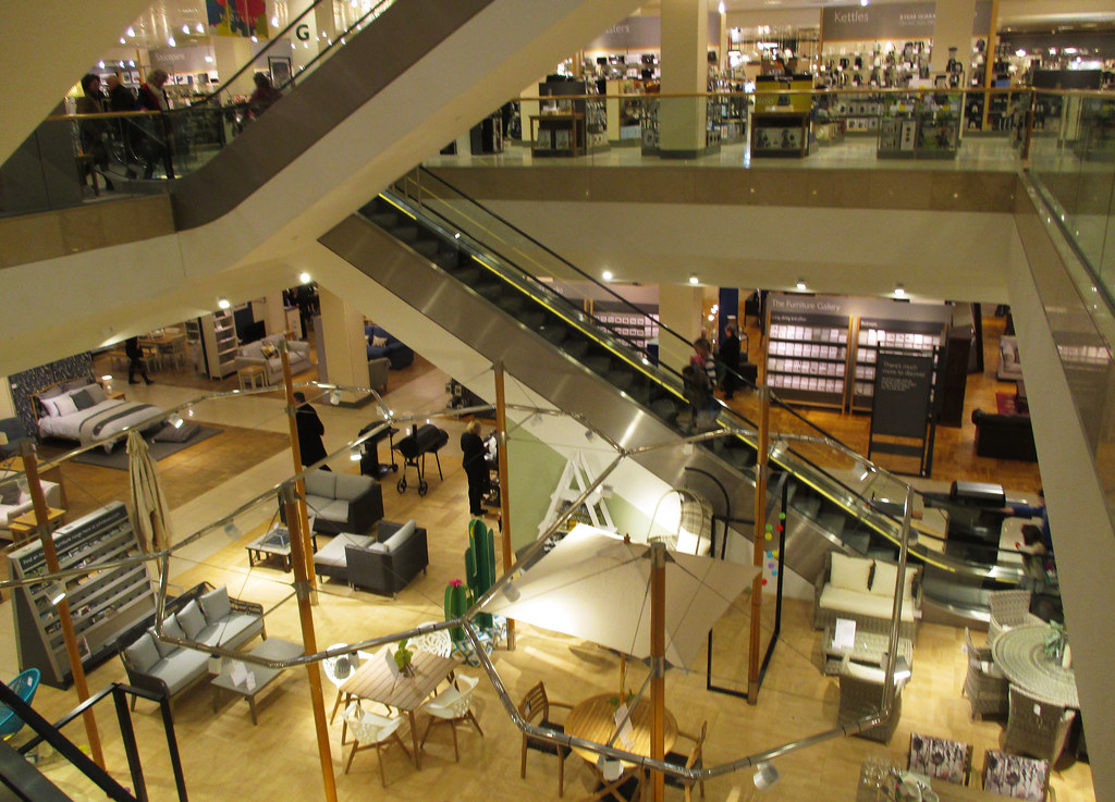 Touchwood centre