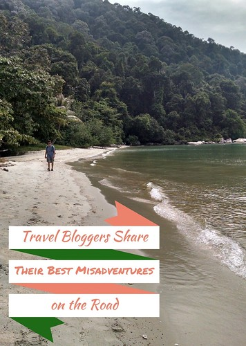 Travel Bloggers Share Their Best Misadventures on the Road