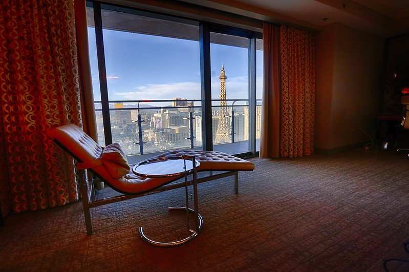 Cosmopolitan Las Vegas Wrap Around Suite 3