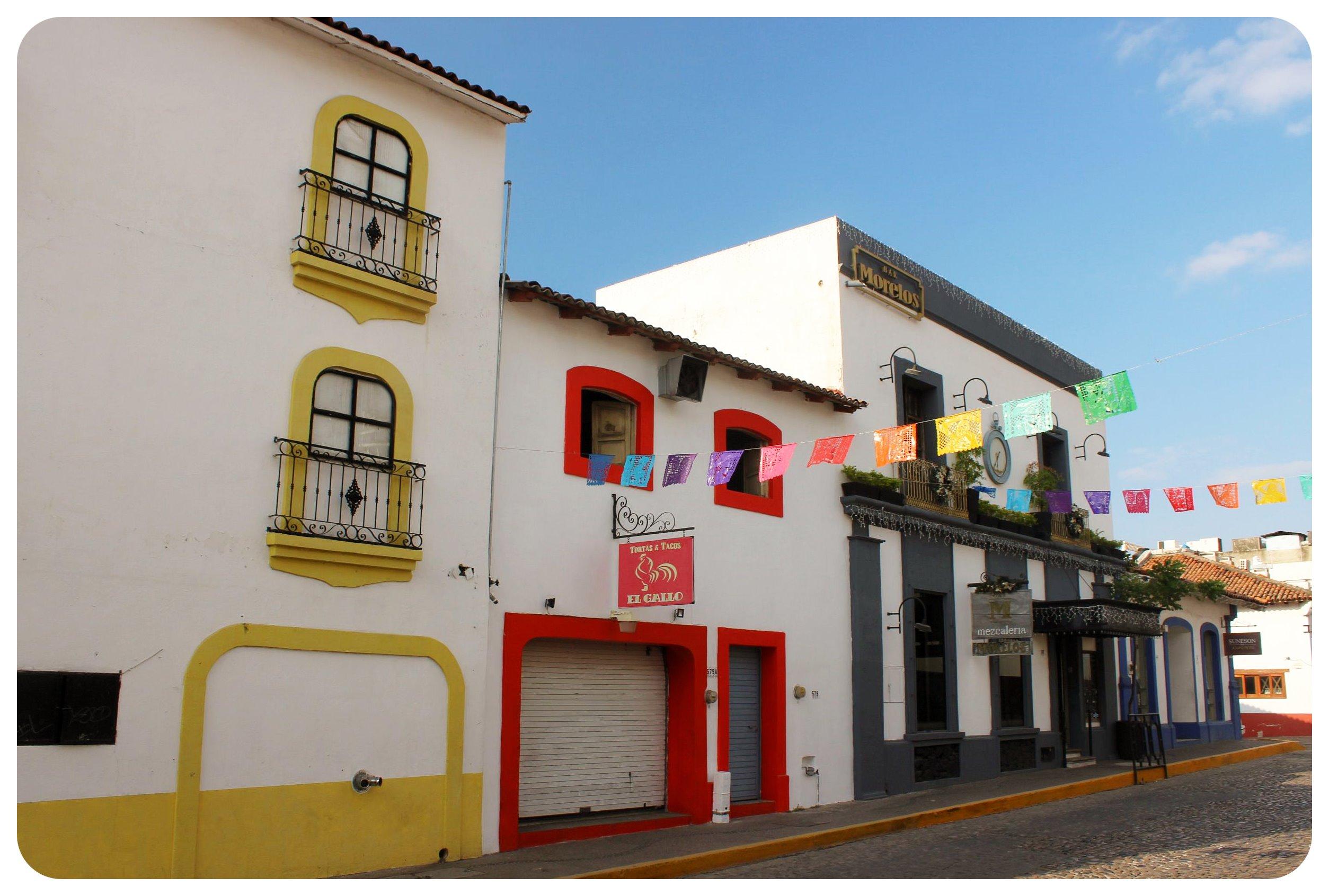 puerto vallarta street
