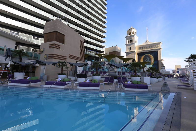 Cosmopolitan Las Vegas Wrap Around Suite 34