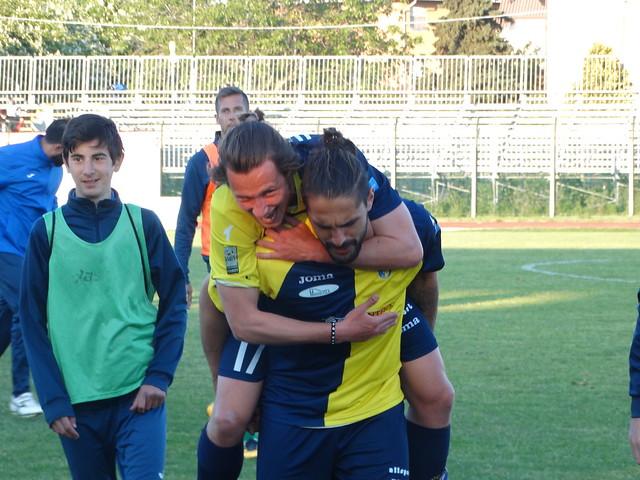 Santarcangelo - Maceratese 5-1