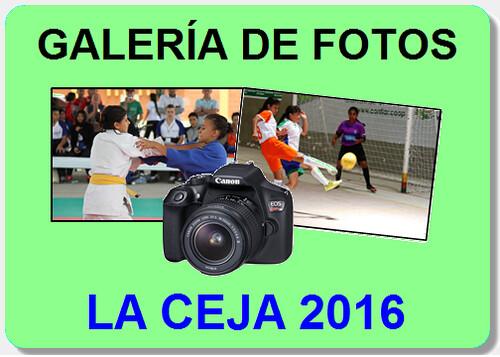 Icono galería de fotos La Ceja 2016