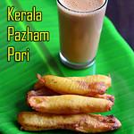 Pazham Pori Recipe - Kerala Ethakka Appam