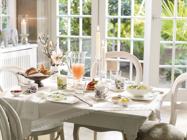 Spring Hostessing with Villeroy & Boch