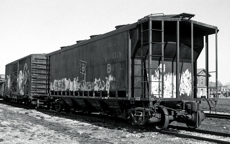 THB Hopper Car