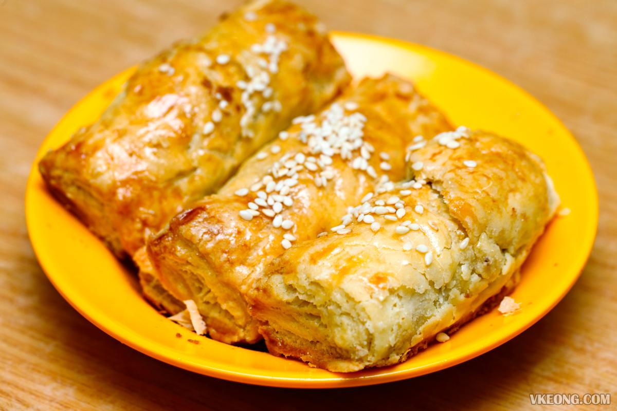 Eden Kepong Dim Sum BBQ Pork Puff