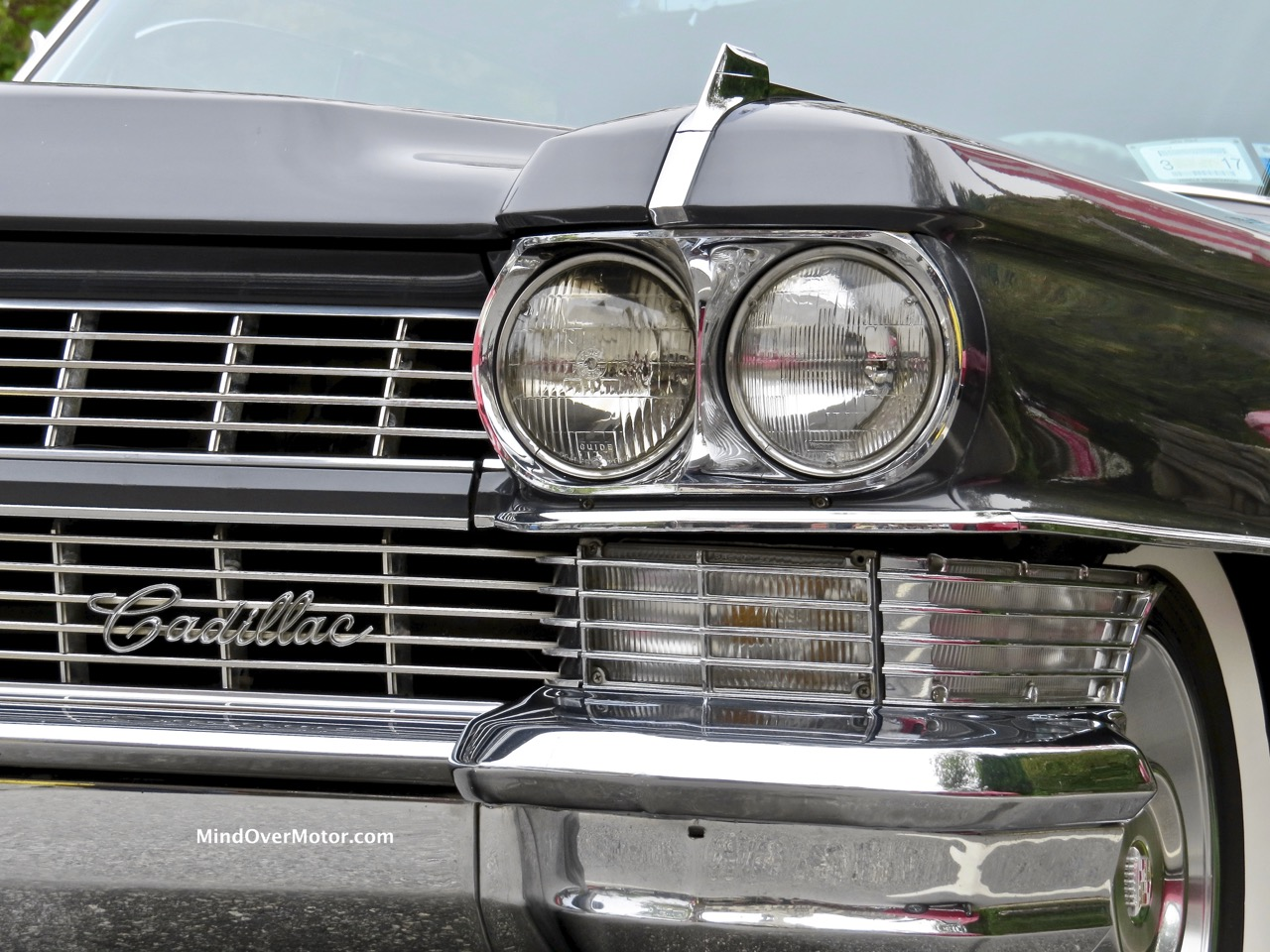 1964 Fleetwood Front Clip Detail