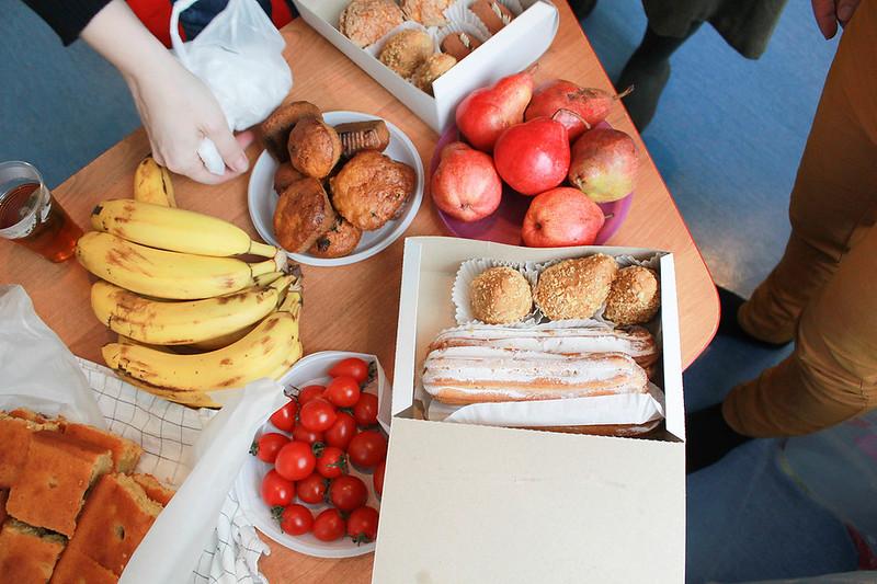 Жж-завтрак в Крошка Ру