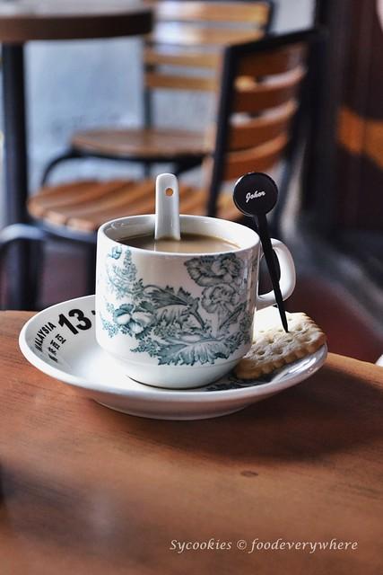 7.Calanthe Art Café – 13 States Coffee, Melaka (Jonker Street)