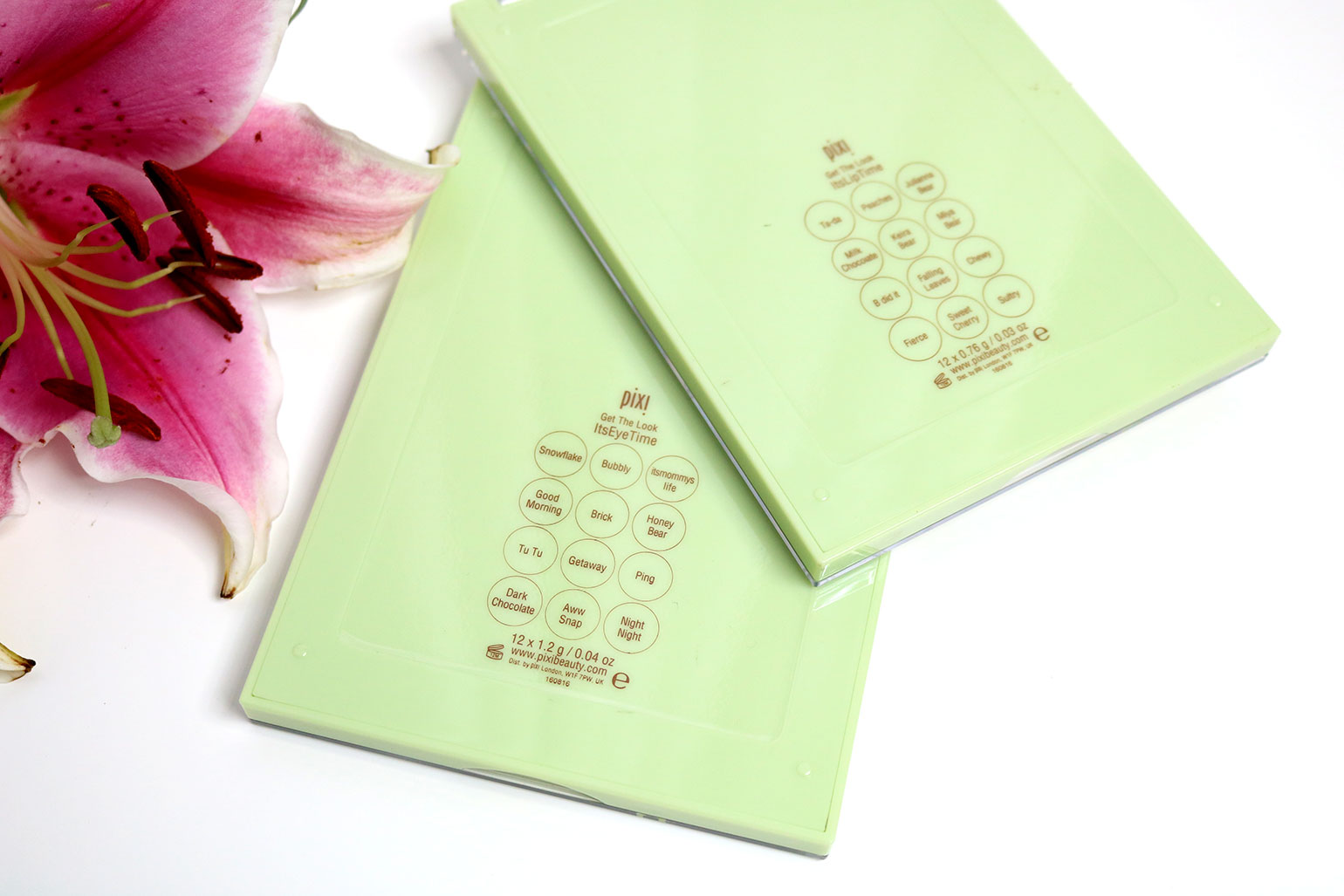 8 Pixibeauty - Pixi by Petra - ItsJudyTime Palettes Review Swatches - Gen-zel.com