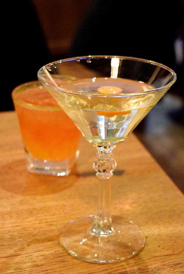Cocktails at Casita Andina, Soho | www.rachelphipps.com @rachelphipps