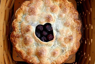 double crust cherry pie | by joy the baker