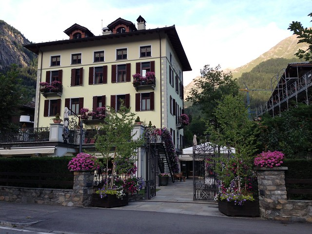 Villa Novecento Hotel Courmayeur