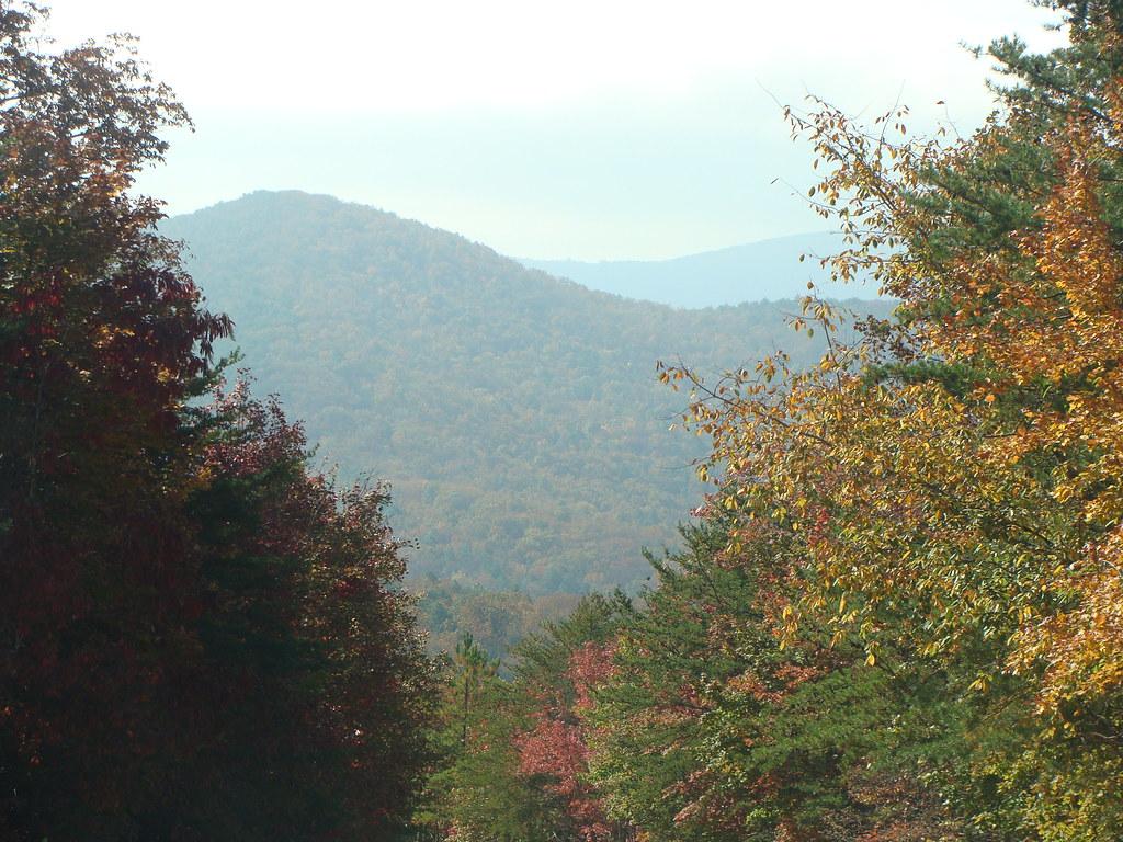 Mountains Of Northeast Alabama Anniston Al Bains Gap