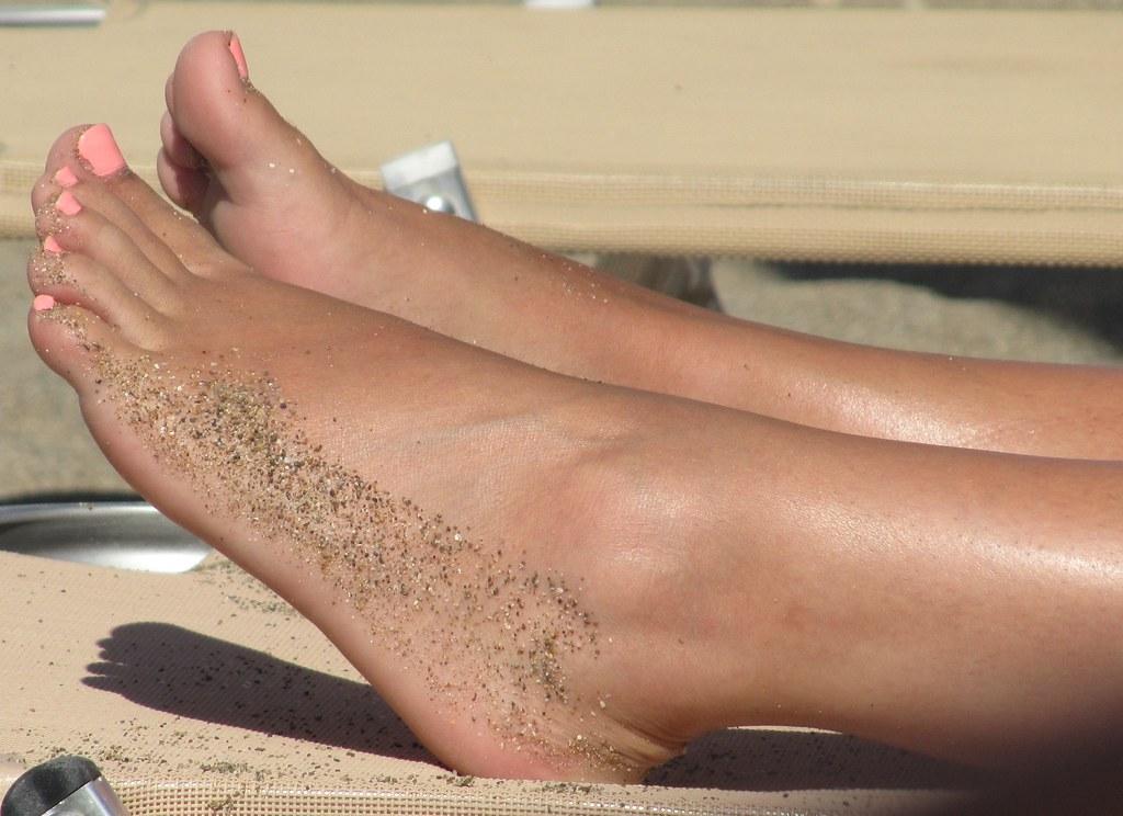 Sexy feet toes pics