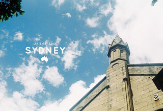 Let's Get Lost: Sydney | by Morrie & Oslo