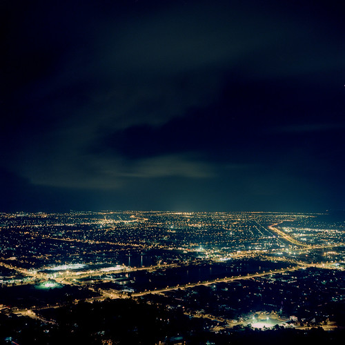 Townsville City at Night | by Unbendable Girder