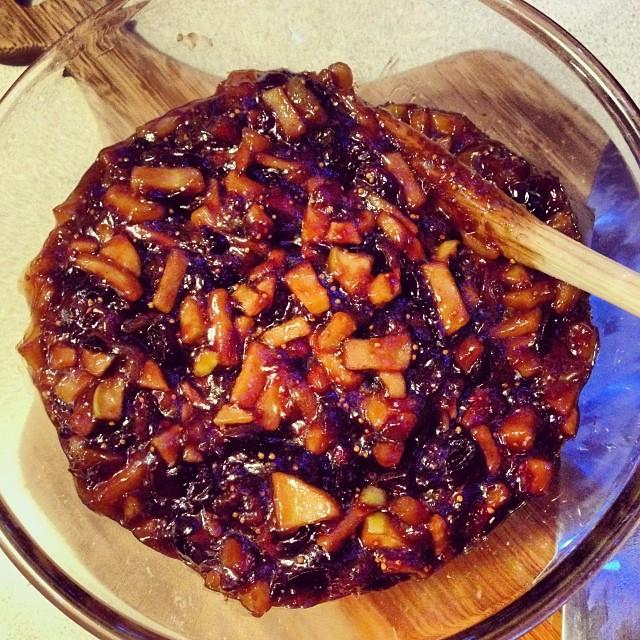 Mock Mincemeat Pie Filling. Heavenly. #xmas13 | Flickr - Photo Sharing ...