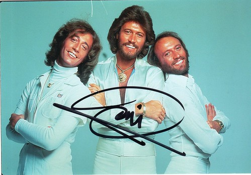 Barry Gibbs Bee Gees
