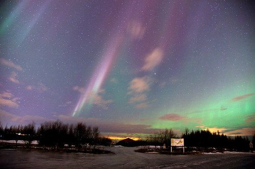 Aurora Borealis D15957