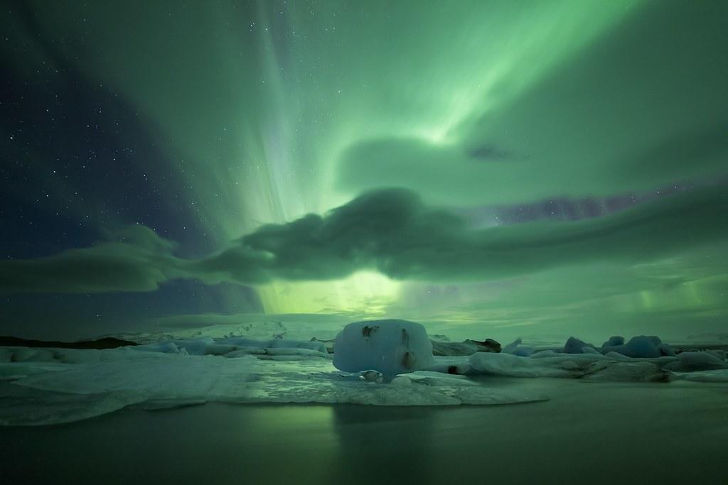 Lagoon Aurora