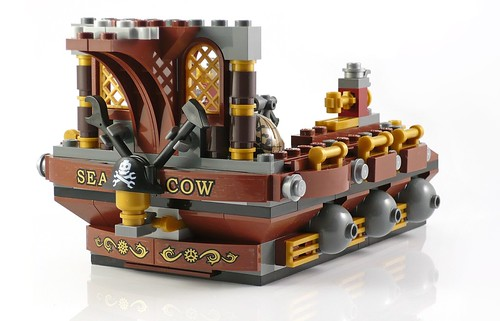 70810 MetalBeard's Sea Cow 403