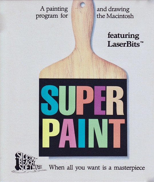 SuperPaint (front of box)