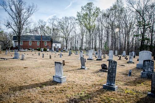 Canaan Methodist Church and Cemetery-013