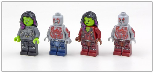 LEGO SuperHeroes Guardians of the Galaxy Vol 2 (2017) figures22