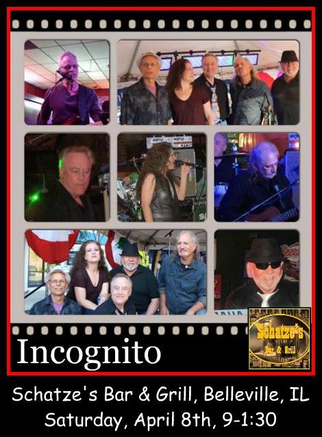 Incognito 4-8-17