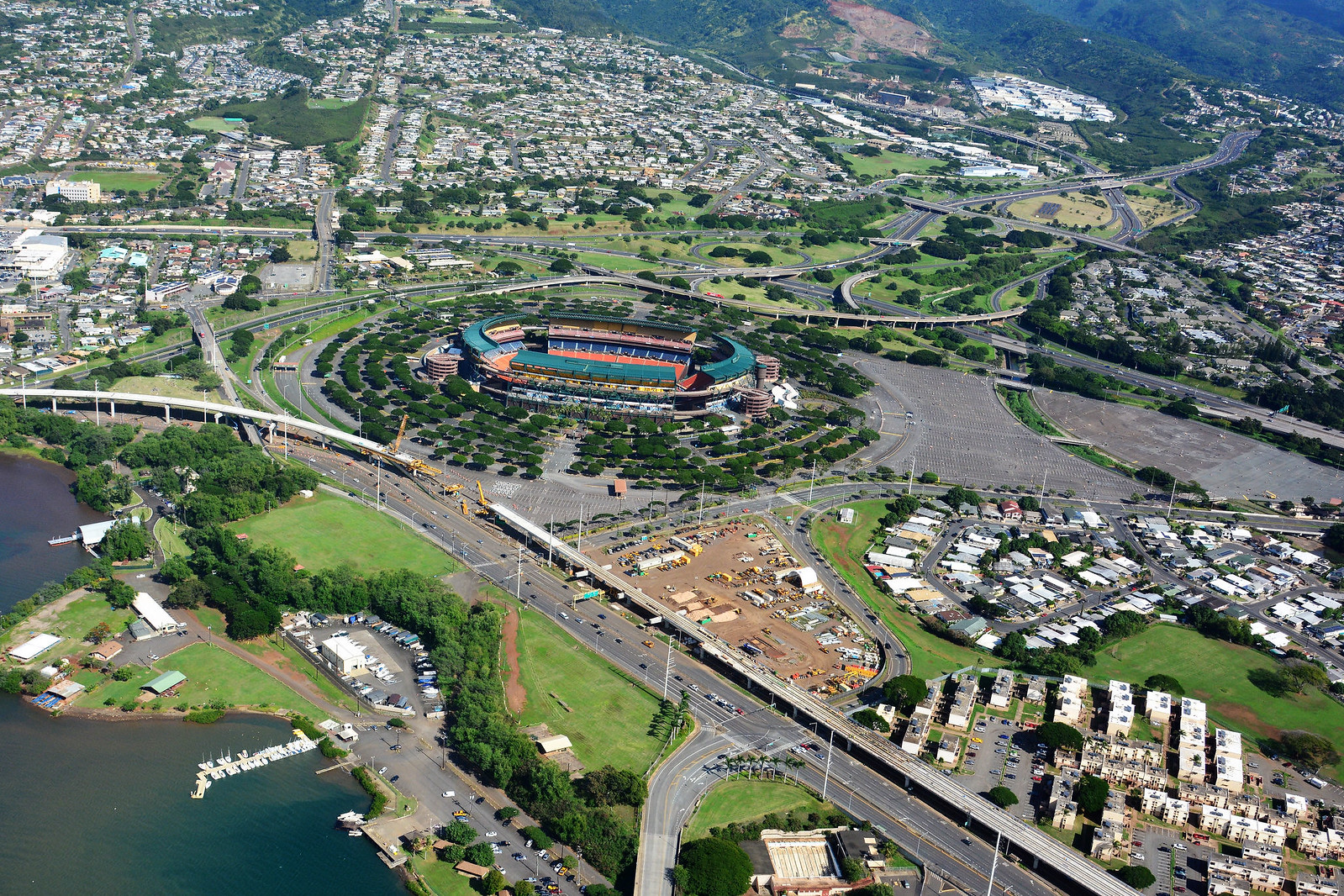 HONOLULU - New Aloha Stadium - SkyscraperCity