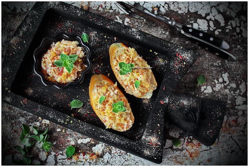 ...brandade cod fish Parmesan