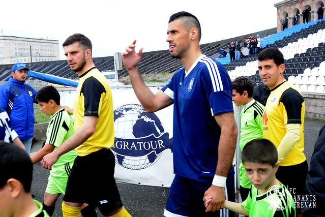 FC Alashkert  vs  FC Banants 2-0
