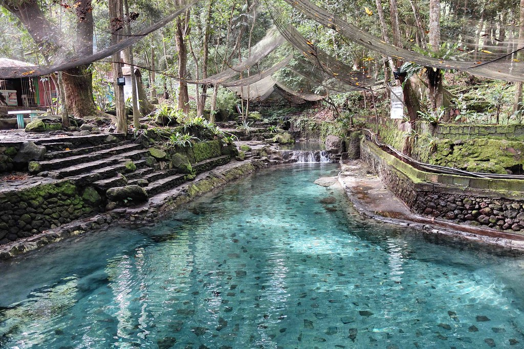 Camiguin - Hibok Hibok Ardent Hot Springs