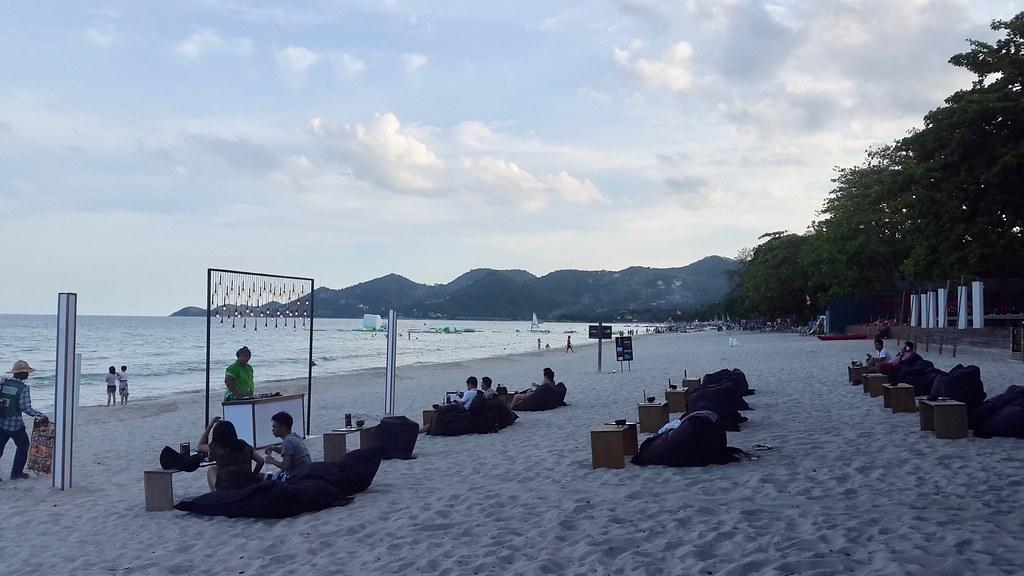Chaweng Beach, Koh Samui/Thailand