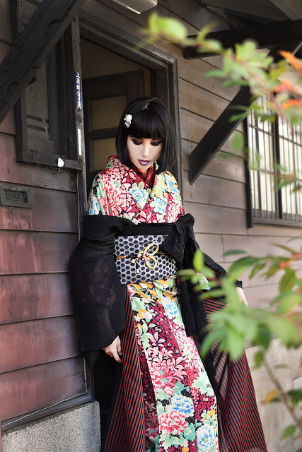 SALZ retro kimono 6
