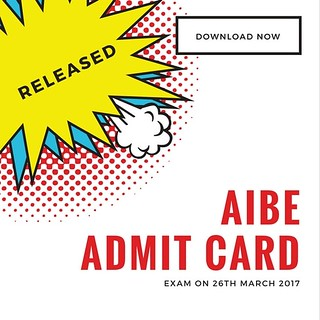 AIBE 10 Admit Card 2017 Released Today (18 Mar) By BCI