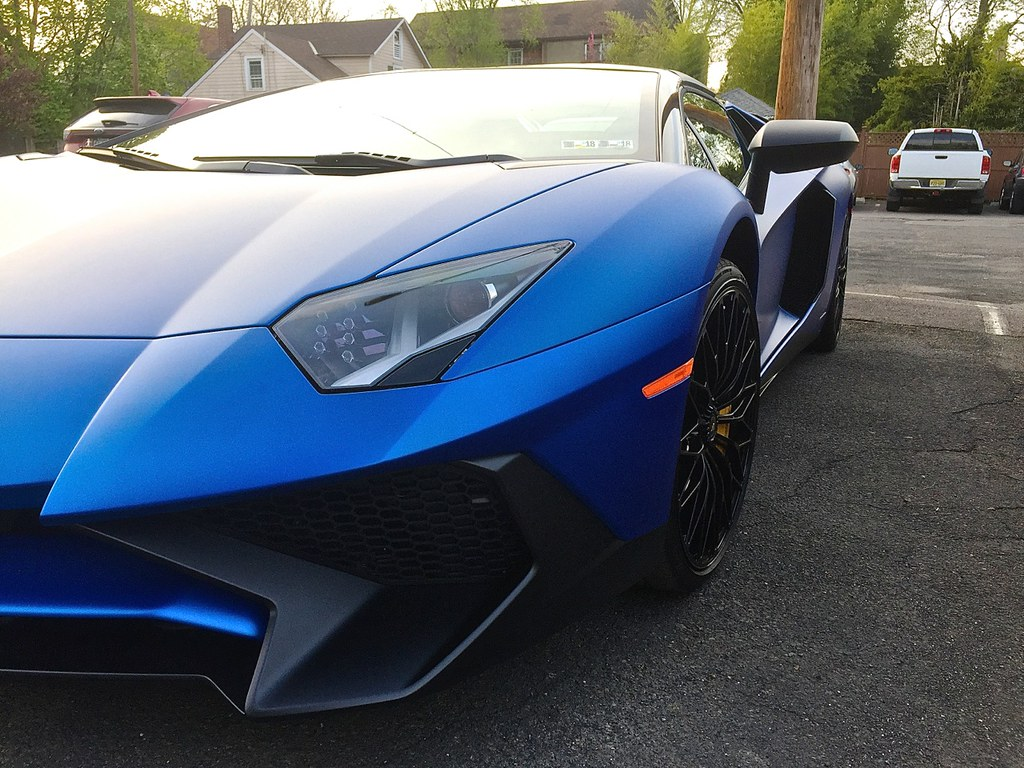 Lamborghini Aventador SV New Hope 6