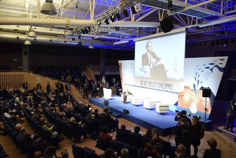 Centenario Unione Industriali Napoli – Le Vie dello Sviluppo